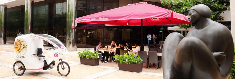 Atelier Monnier Brickell Café 848 Brickell Ave Ste #120, Miami, FL 33131