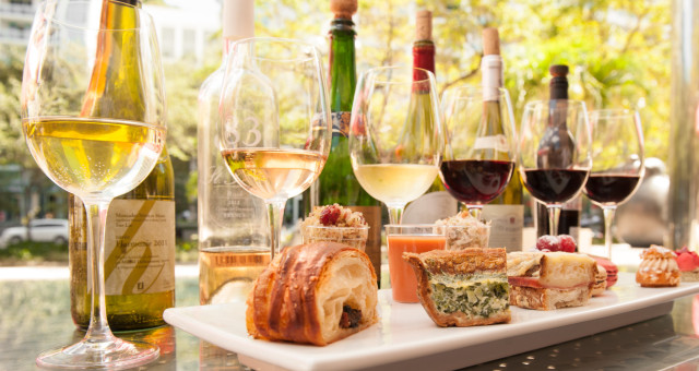 FOOD AND WINE PAIRINGS OF DECEMBER