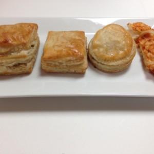 Savory-puff-pastry