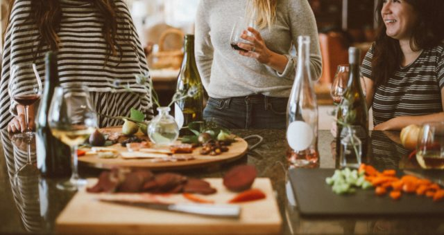 Food & Wine lovers, keep on reading !