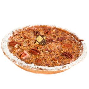 Pecan Pie Atelier Monnier, French Bakery in Miami, French restaurant miami, French food miami, café miami, coffee shop miami, catering miami, wine boutique miami, winery miami, wine tasting miami, wine pairing miami, brunch miami, best brunch miami